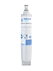 Refresh R-9010(b) Replacement Water Filter - Fits Whirlpool 4396508, 4396510, EDR5RXD1, NLC240V, Kenmore 9085, Kitchenaid, Maytag, Whirlpool Side By Side and more!