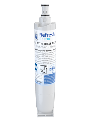 Refresh R-9010(b) Replacement Water Filter - Fits Whirlpool 4396508, 4396510, and more!