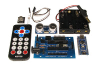 mePed Electronics Kit