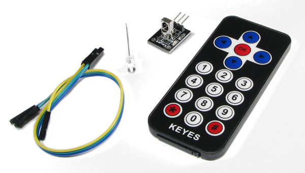 Wireless Infrared Remote Control Kit
