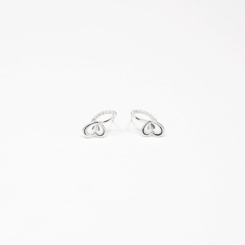 Alm Goujon Earrings - by Claurete Jewelry at Claurete.com
