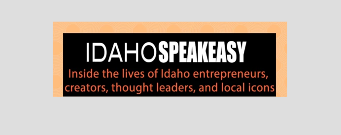 Idaho Speakeasy Interview December 2018
