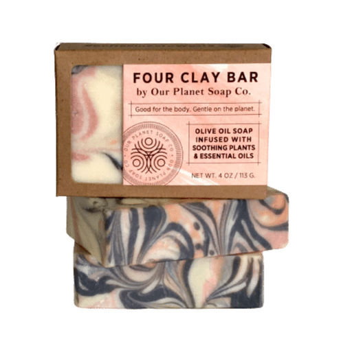 Four Clay Bar