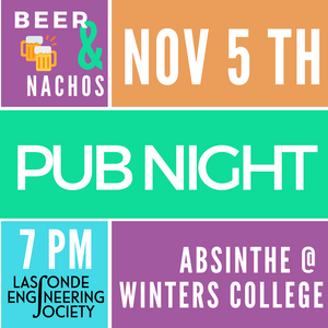 November Pub Night
