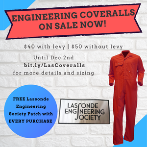 Engineering Coveralls