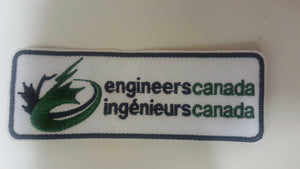 Engineers Canada Patch