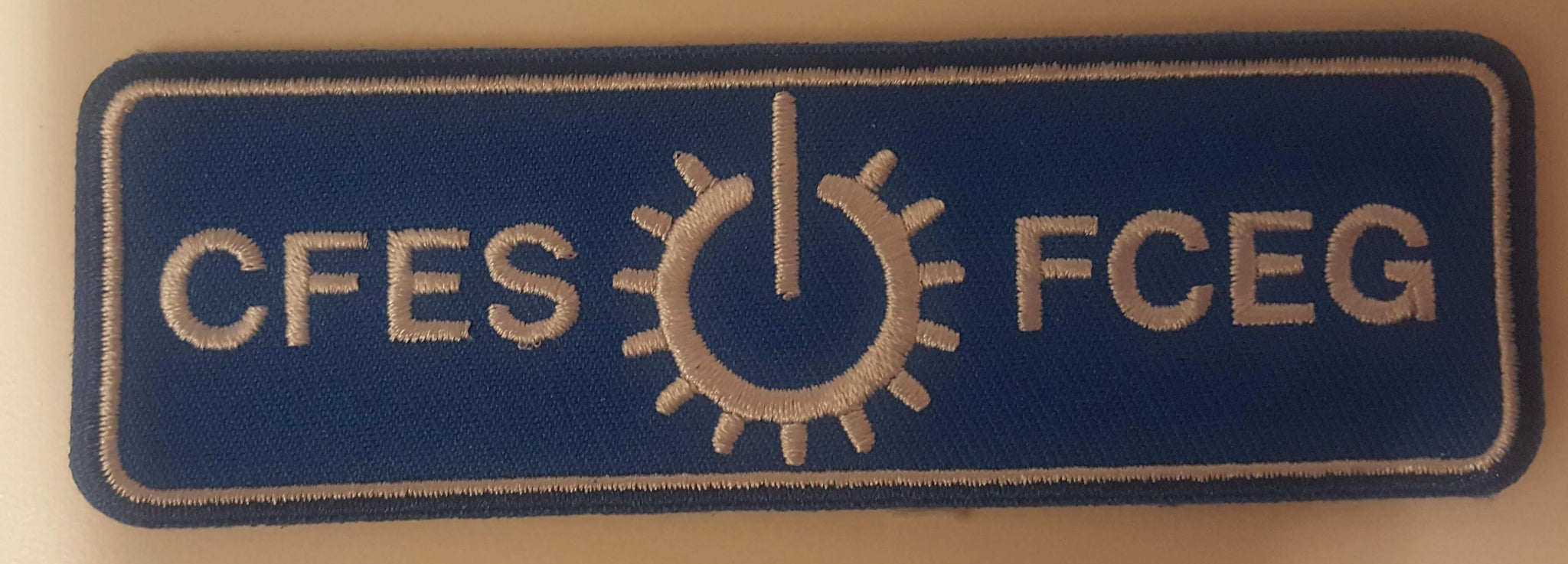 Canadian Federation of Engineering Students Patch