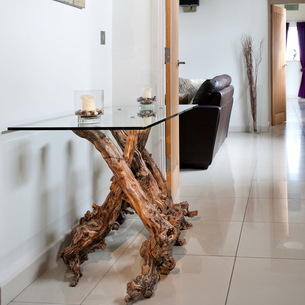 Grapevine Console Table