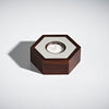 Hexagon Linley tealight