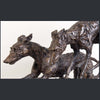 Lurchers Bronze - Lucy Kinsella