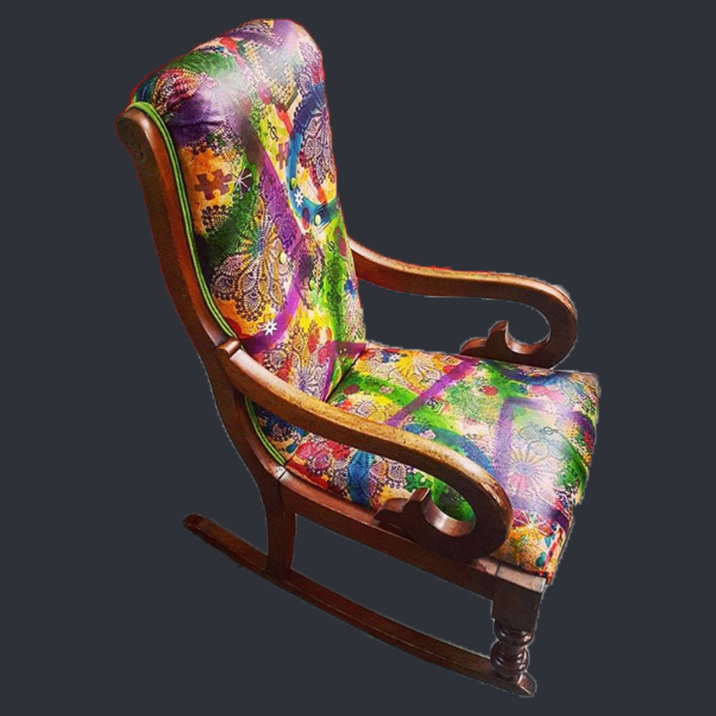 Bright Rocking Chair