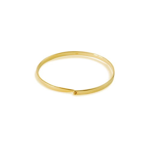 Ocean Republic | Current bracelet gold