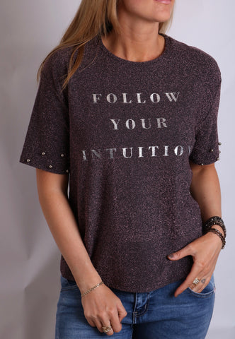 Intuition tee