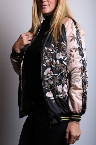 Goldie bomber jacket