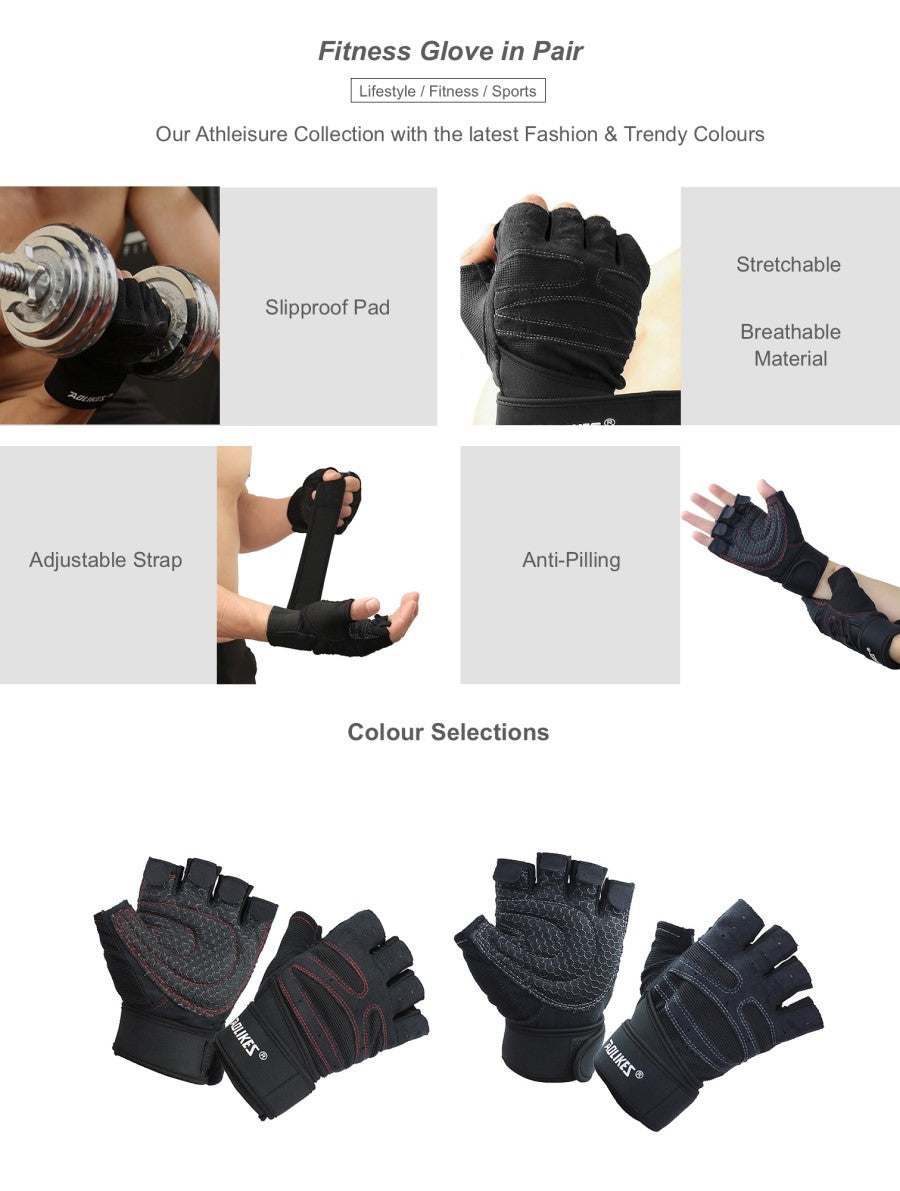 Fitness Glove in Pair