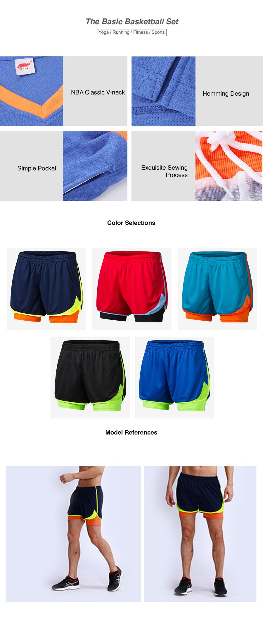 With Power Basketball Shorts