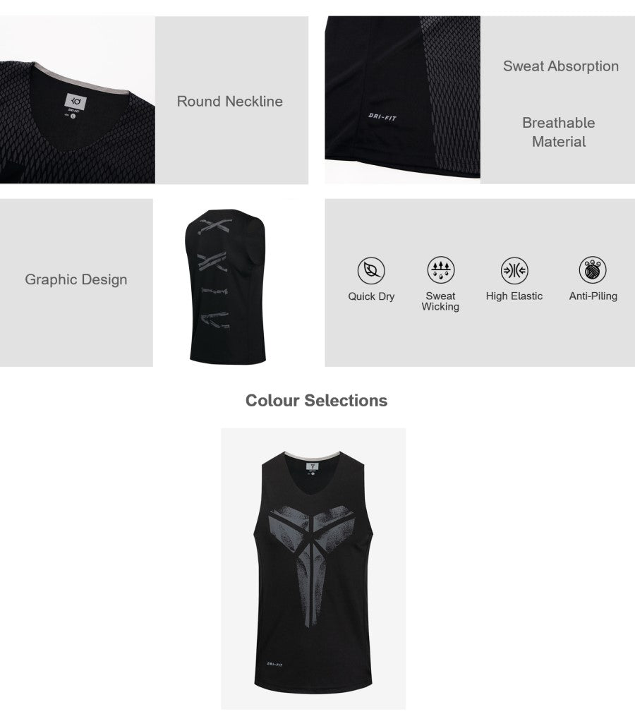 XXIV Basketball Dry Fit Sleeveless Top
