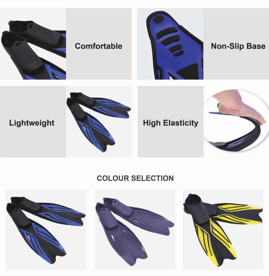 Diving Fins Flippers