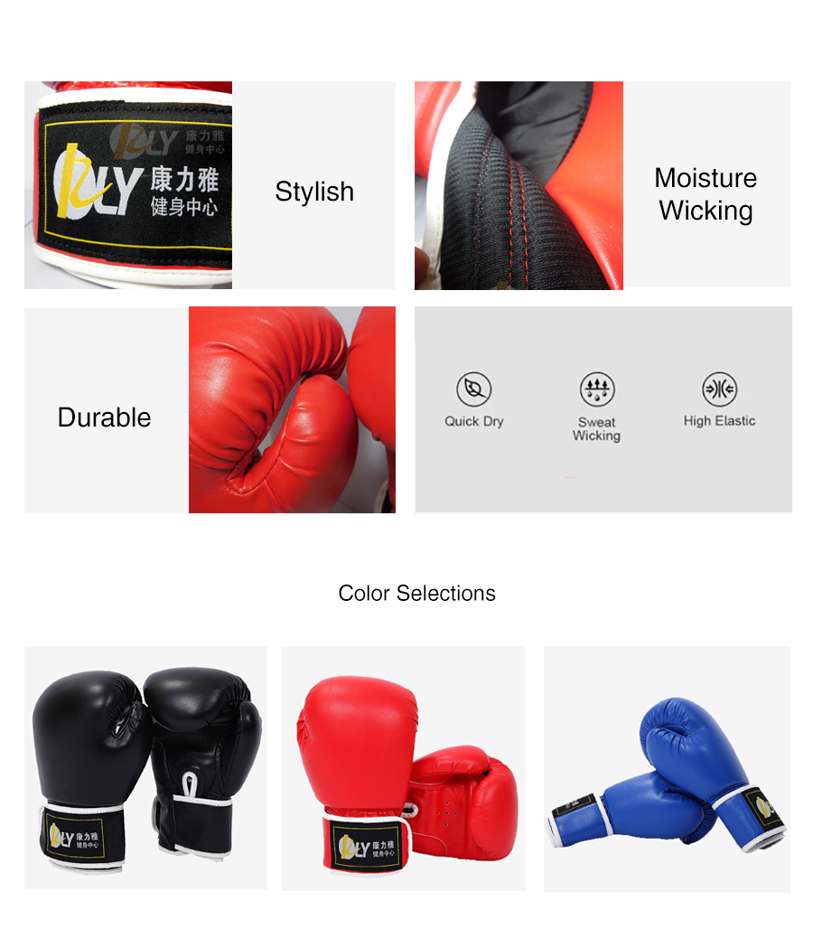 RLY Boxing Gloves
