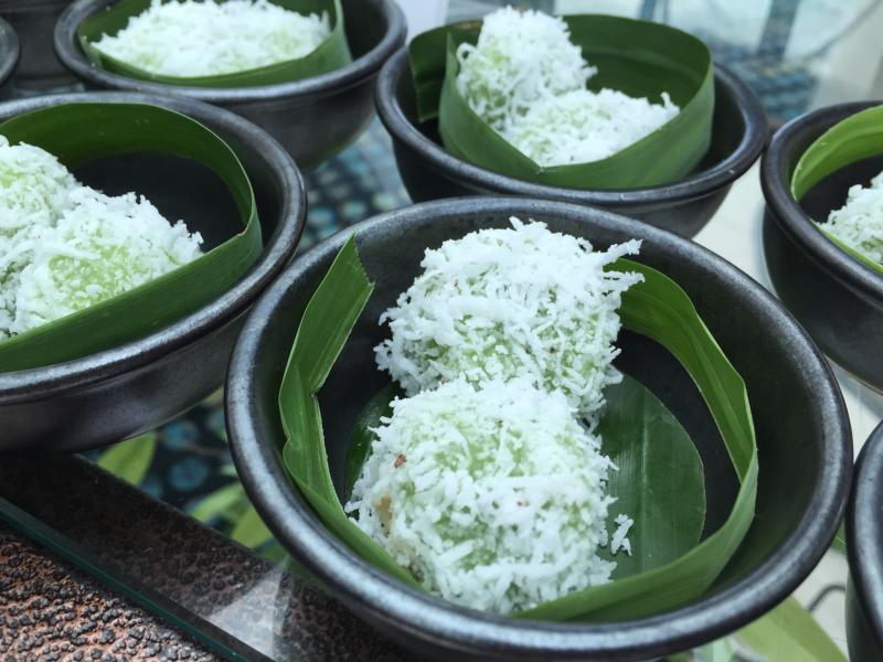 Learn how to make Onde-onde from Kuali.com