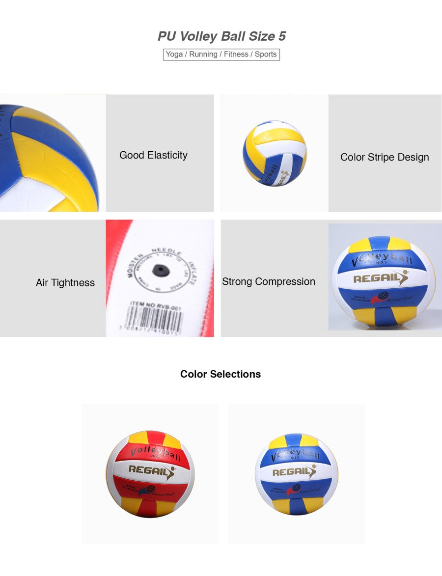 PU Volley Ball Size 5