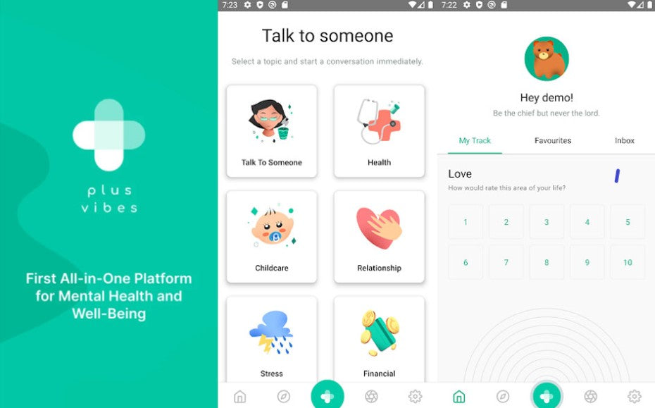 Malaysian app PlusVibes is an all-in-one platform for mental health and well-being