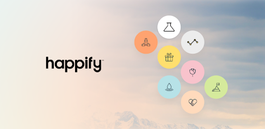 Happify the app that trains you to be be happy in the small things