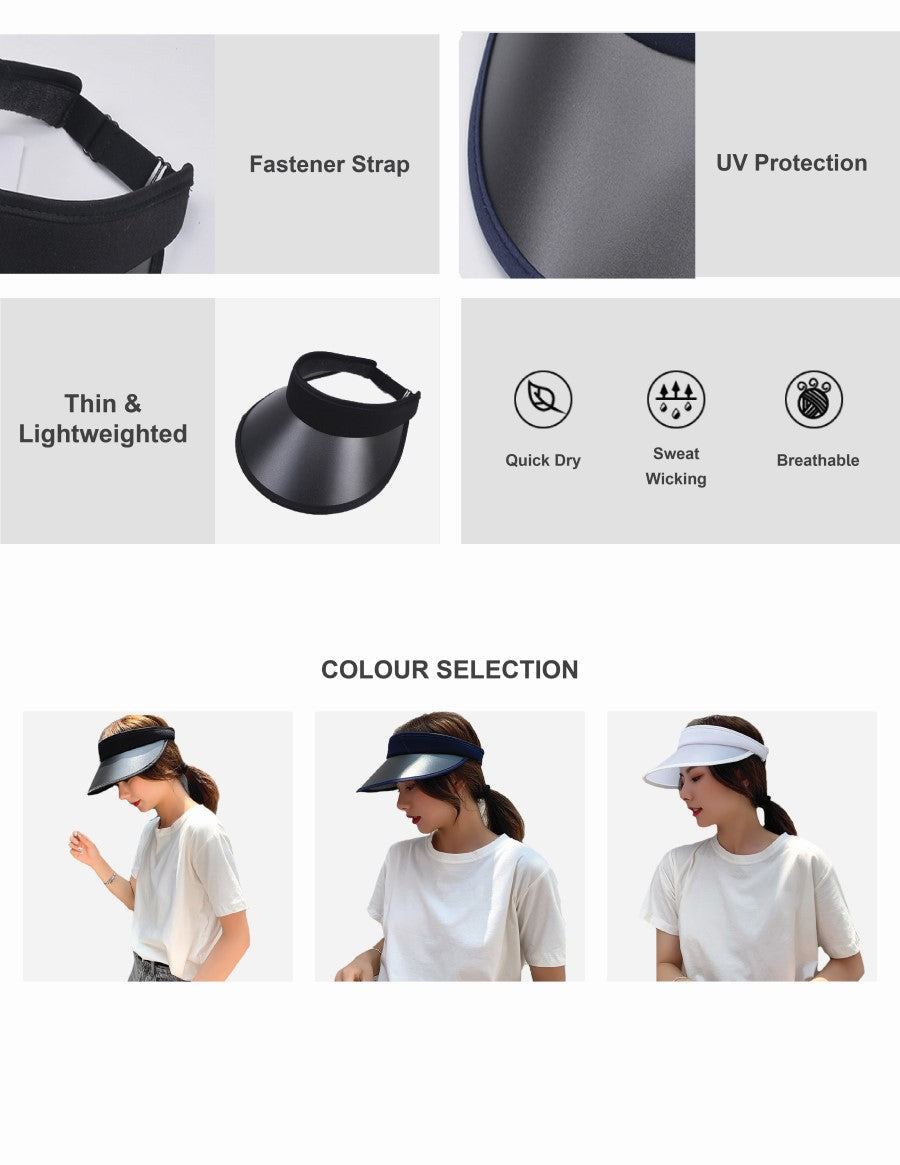 UV Protection Empty Top Hat