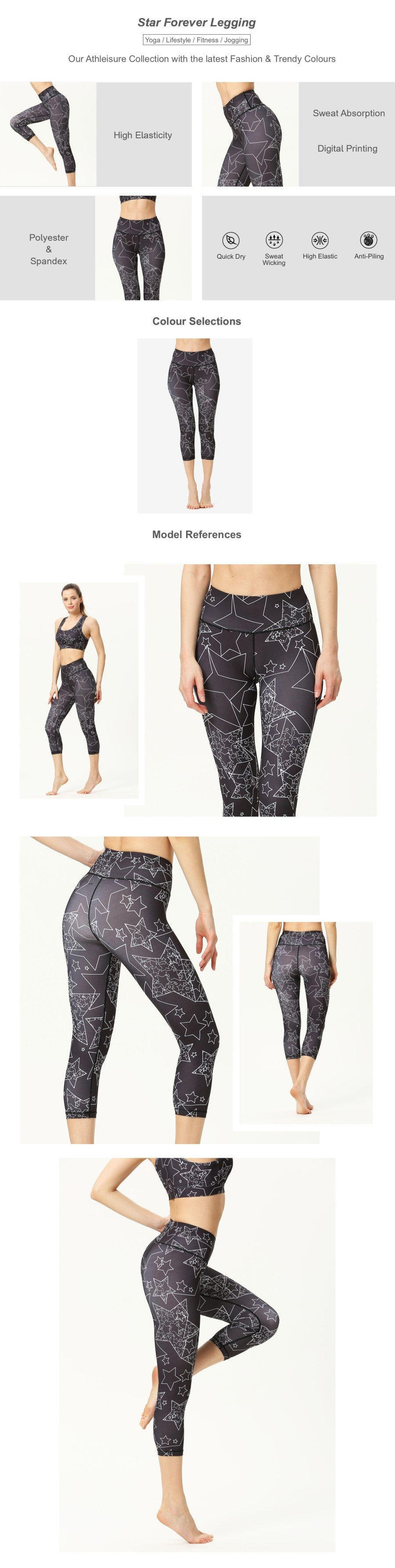 Star Forever Legging