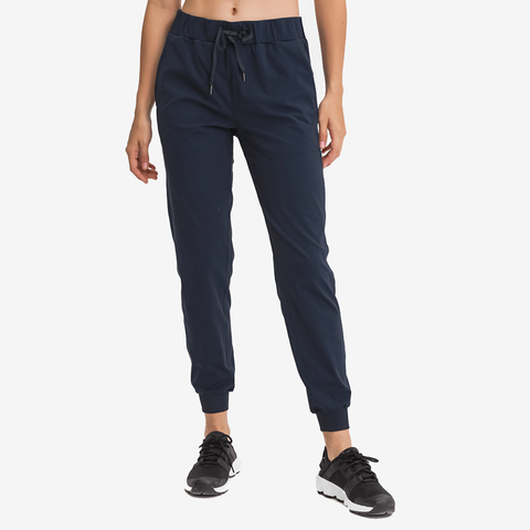 Casual Lounge Loose Fit Jogger Pants