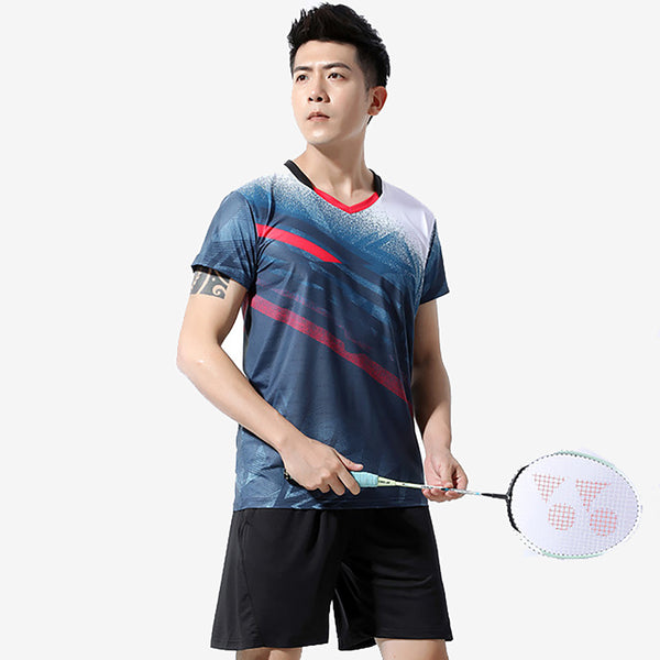 Quick Dry Badminton T-shirt