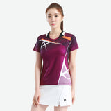 Table Tennis Short Sleeve Shirt