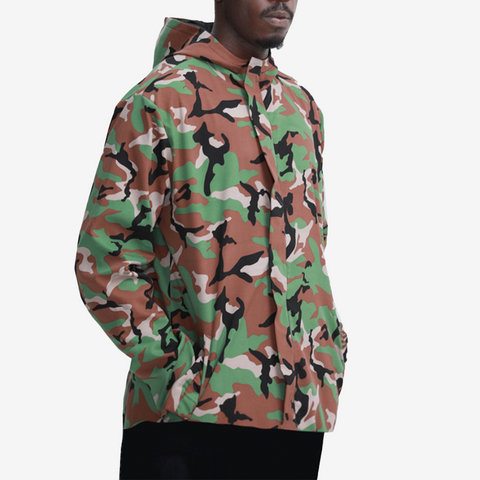 Lightweight Camouflage Training Jacket