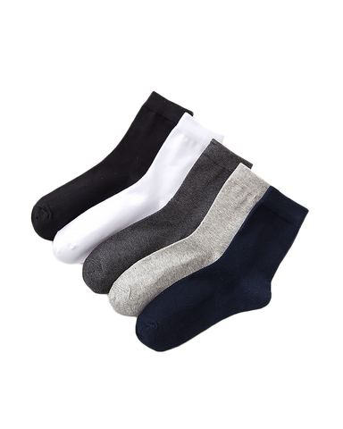 5 Pack Tube Socks