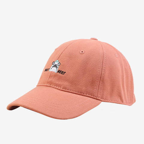 Shark Embroidery Adult Cap