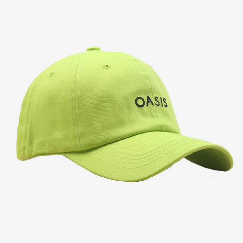 OASIS Embroidery Adult Cap