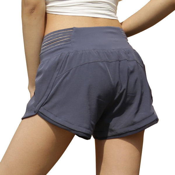 Shorts with Detail Waist Line