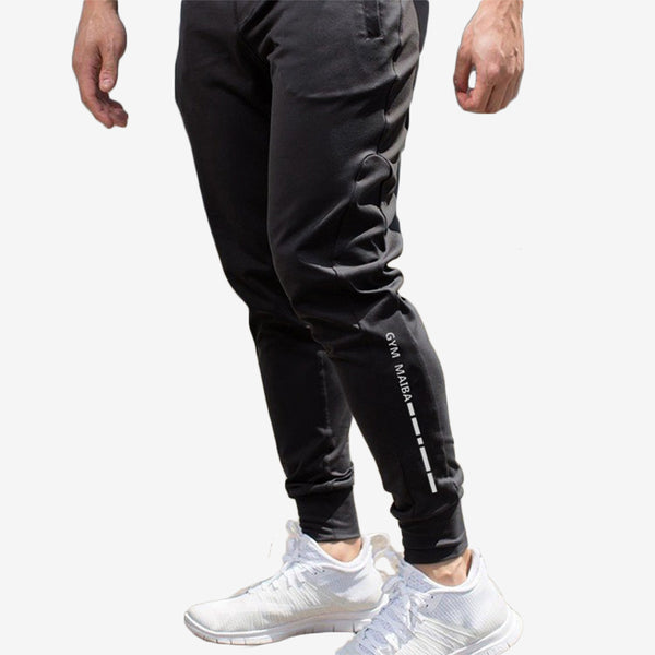 Letter Printing Sweat Pants