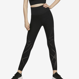 Black Vogue Super High Waist Legging