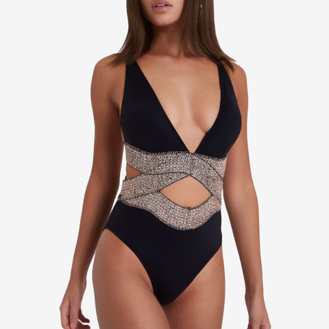 Sexy Hollow Out Monokini