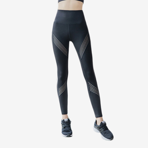 Millerz High Waist Mesh Tape Legging