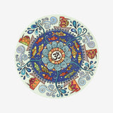 Flower Sea Meditation Yoga Mat