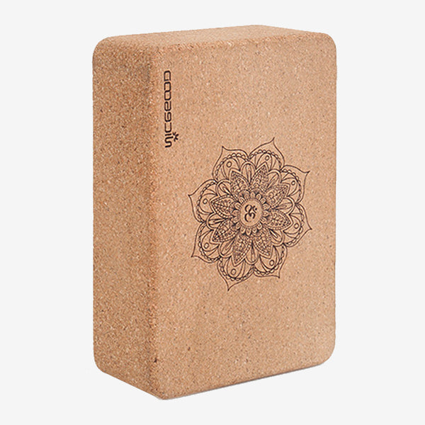 Recyclable Soft Wood Yoga Brick