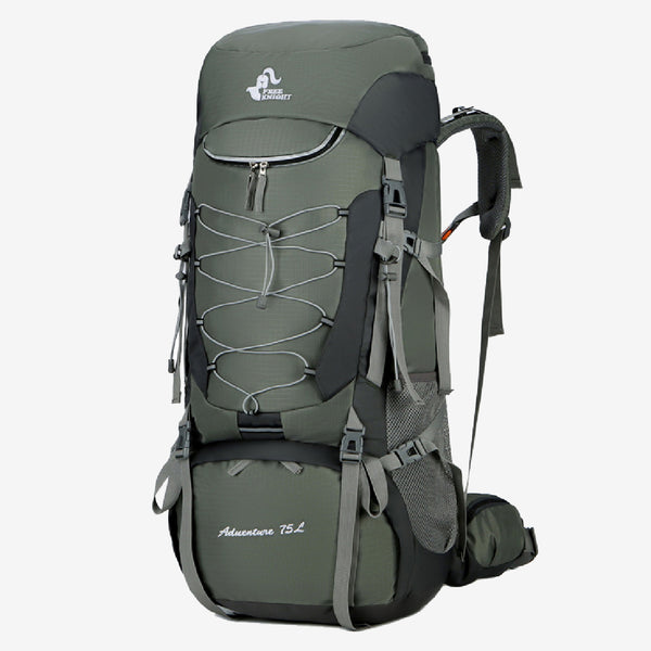 75-Litre Waterproof Hiking Backpack