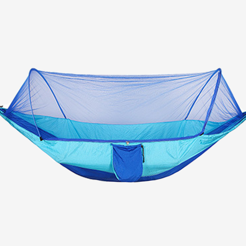 Outdoor Hammhock with Mosquito Net