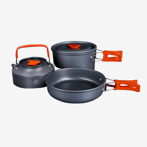 Woft 2-3 Person Outdoor Cookware Set