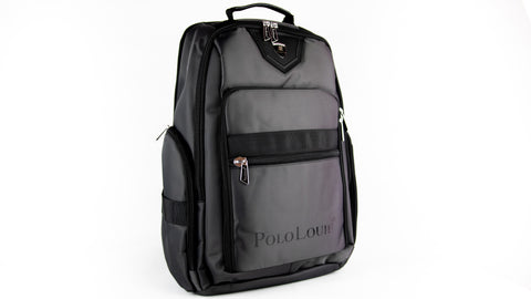 Polo Louie Backpack USB Charging