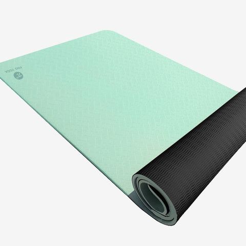 Sugar Colour TPE Anti-Slip Yoga Mate - 8mm