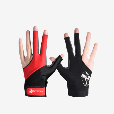 Single Pool Table Gloves