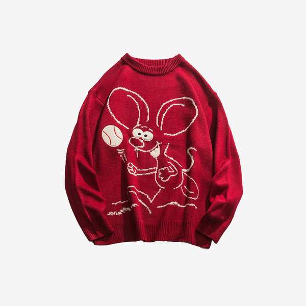 Little Mouse Sweater